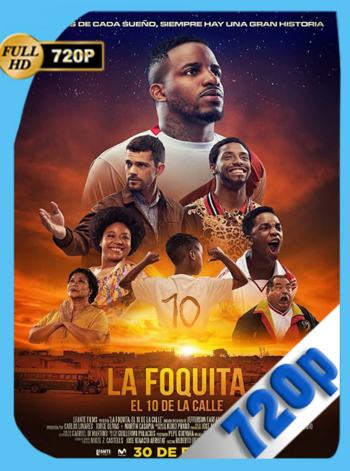La Foquita: El 10 de la Calle (2020) HDTV [720p] Latino [GoogleDrive] [zgnrips]