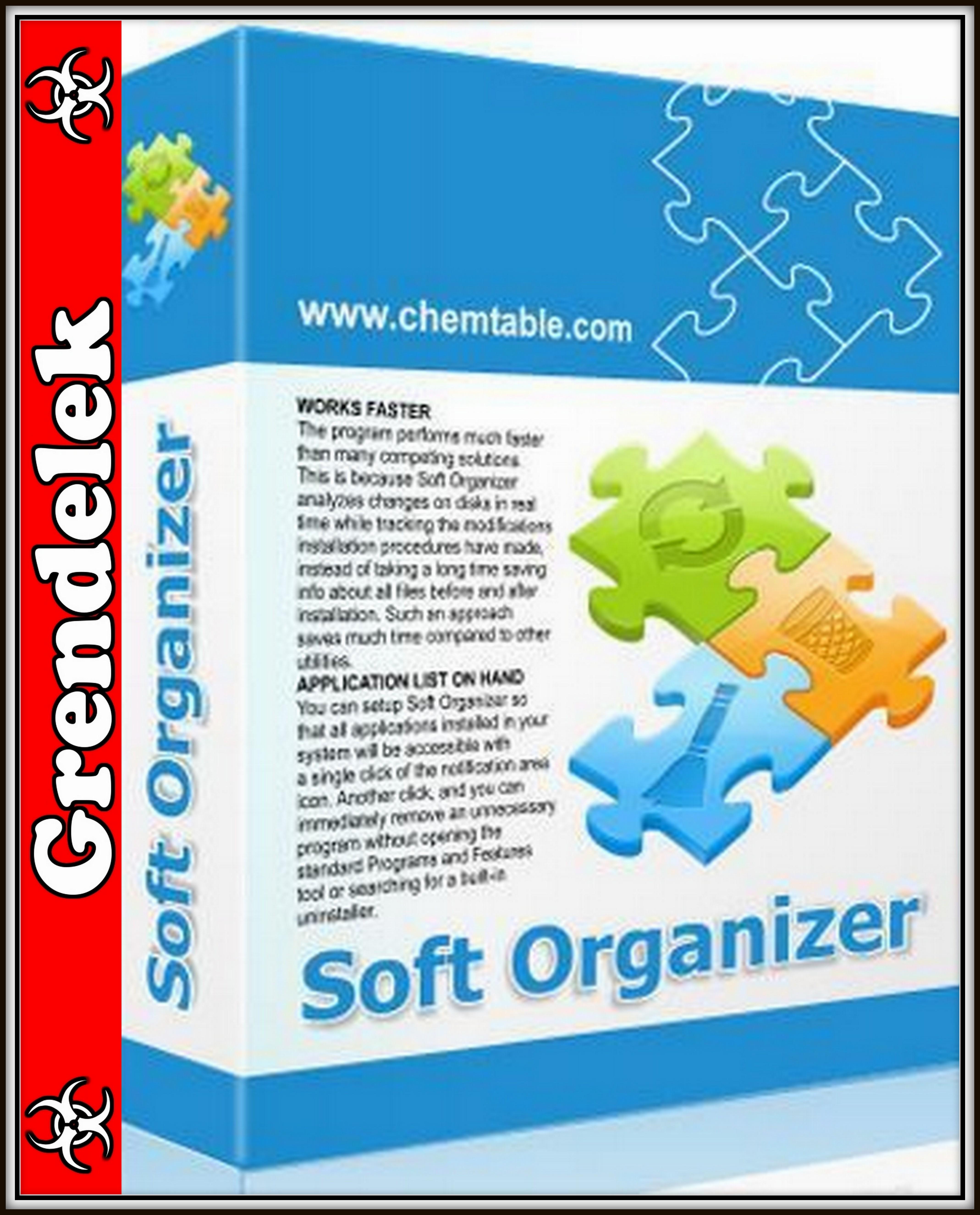 Soft Organizer Pro 7.51 [Wersja zarejestrowana]