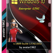 Microsoft Windows 10 Enterprise LTSC 2019 (x64) (2019) [Rus]