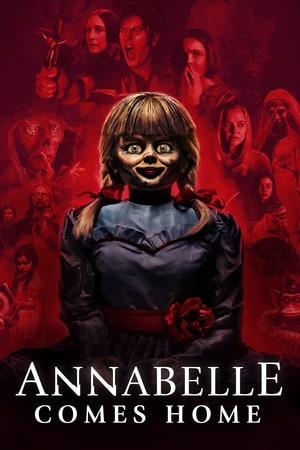 ანაბელი 3: სახლში დაბრუნება Annabelle Comes Home