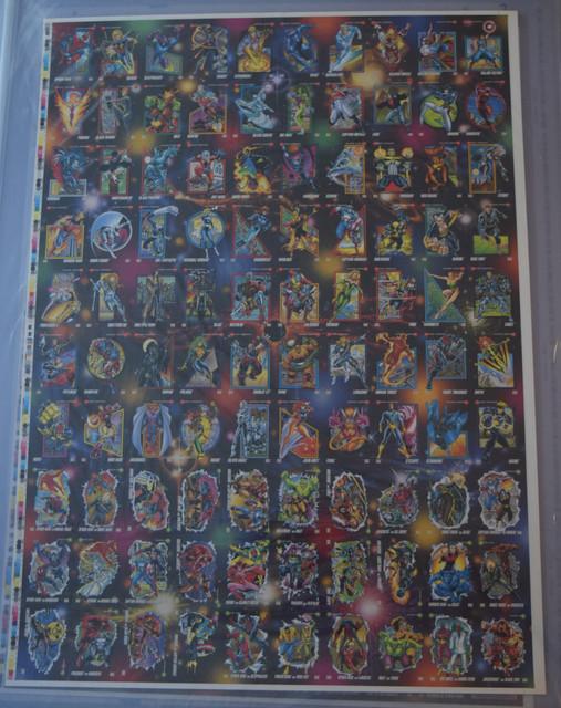 Marvel-Universe-Series-III-1992-Uncut-Sheet-2