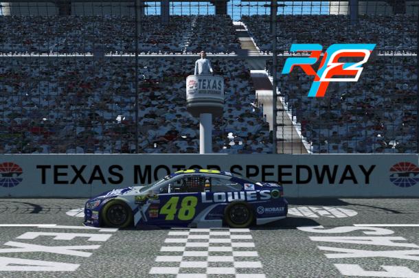 VRC NASCAR 2019 - Round 5 - Texas
