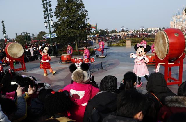 Shanghai Disneyland (2016) - Le Parc en général - Page 40 Xx17