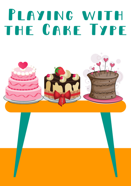 Playing-with-the-Cake-Type