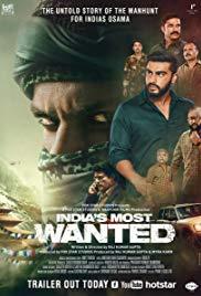 India's Most Wanted (2019) Hindi Movie HDRip 720p