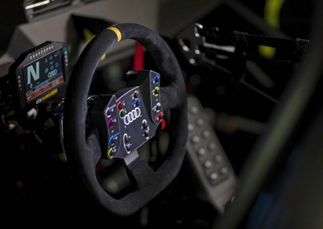 Première mondiale de la nouvelle Audi RS 3 LMS A210676-medium