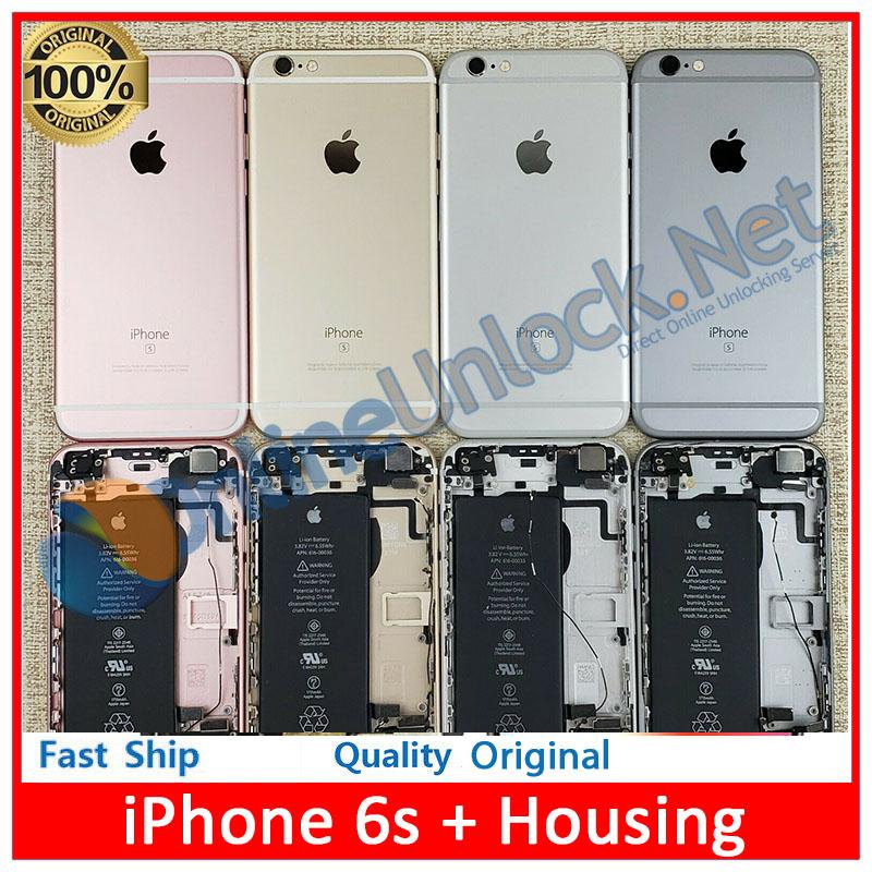 iPhone 6S Plus  Original Housing Replacement (Price BHD 12.500)