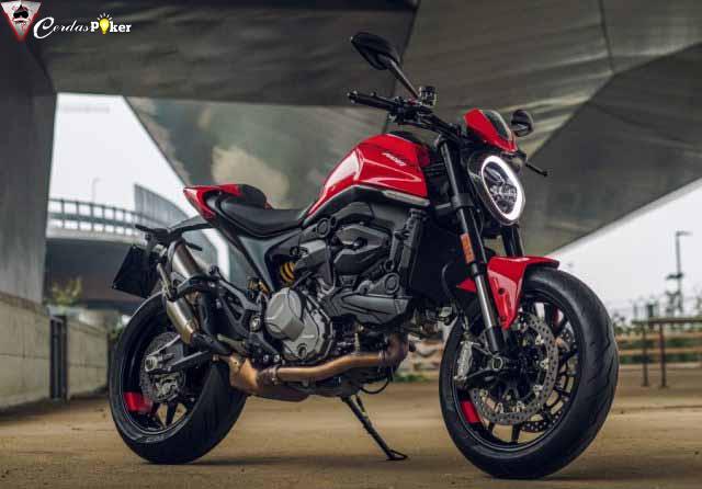 Ducati Monster Versi Terbaru Segera Muncul Tantang Kawasaki Z900