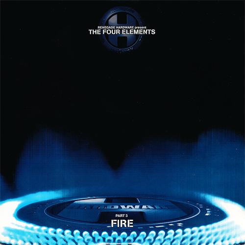 VA - The Four Elements Part 3: Fire 2002