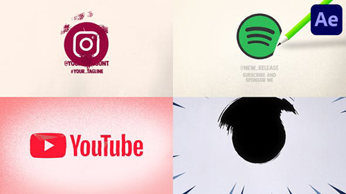 Cinematic Paper Logo | After Effects 33803887 - Project for After Effects (Videohive)