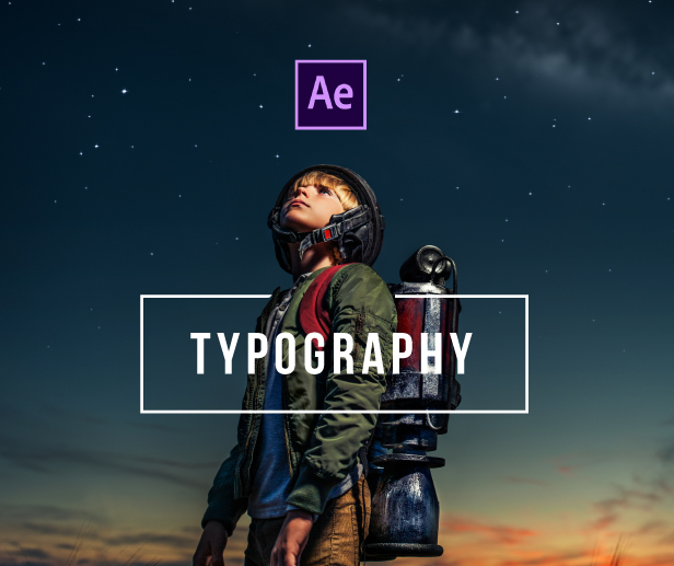 Typography | After Effects - 1