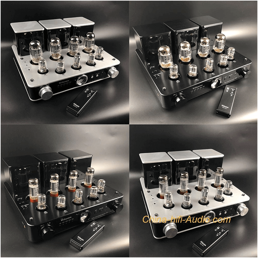 China-hifi-Audio Launches Cayin Audio & Willsenton R8  Audiophile Tube Amplifier Products To Worldwide Music Lovers