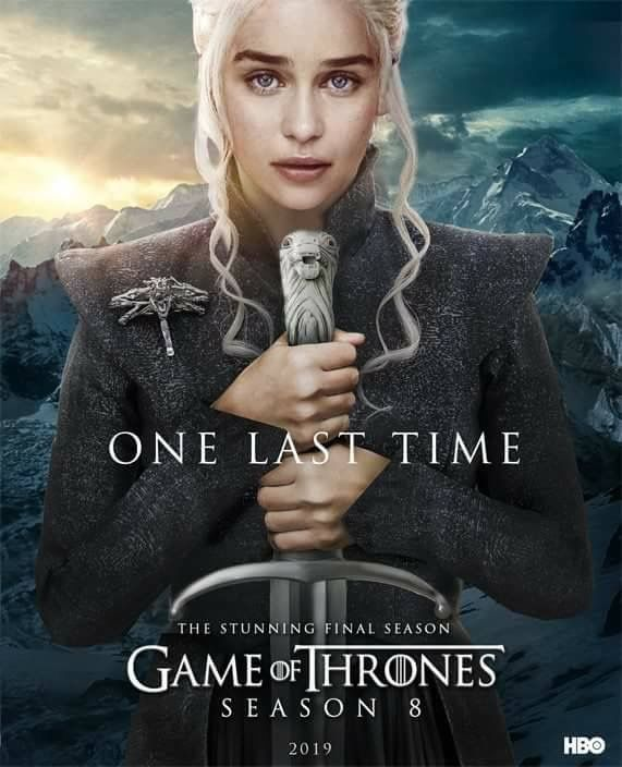 18+ Game of Thrones (2019) S04E09 Hindi Dubbed 720p HDRip 500MB ESubs