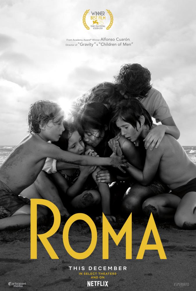 Смотреть Рома / Roma Онлайн бесплатно - История жизни обычной семьи среднего класса в Мехико 1970-х....