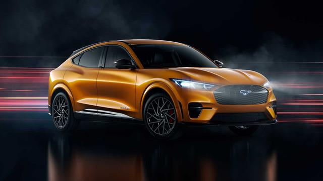 Review Keluaran Mobil Terbaru Ford Mustang Mach-E 2021