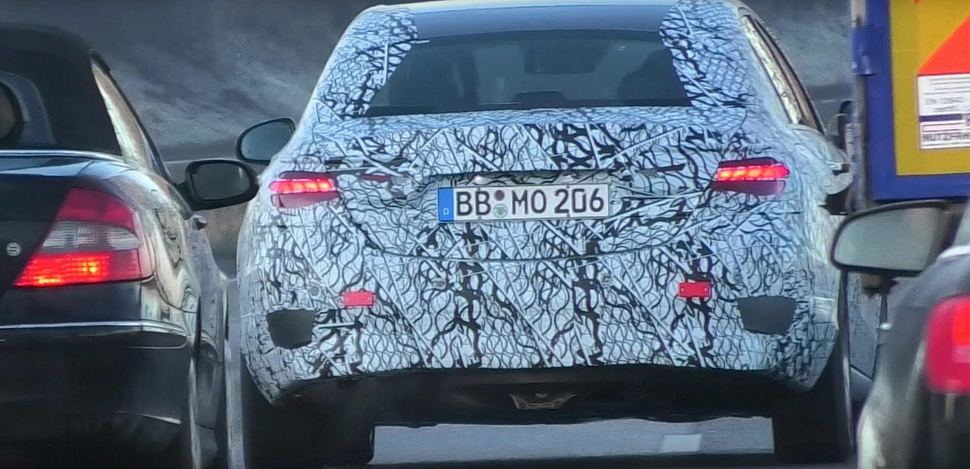 2021 Mercedes-Benz Clase C (W206) 8