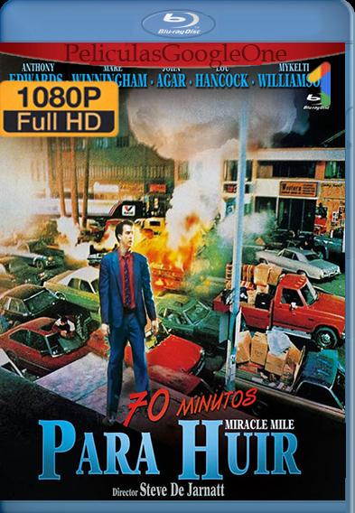 Miracle Mile (1998) HD [1080p] Latino [GoogleDrive] | Omar |