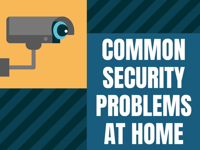 Common-Security-Problems-at-Home