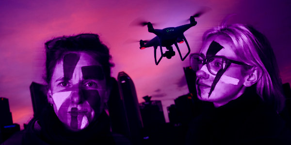 How to hide from a drone – the subtle art of 'ghosting' in the age of surveillance…