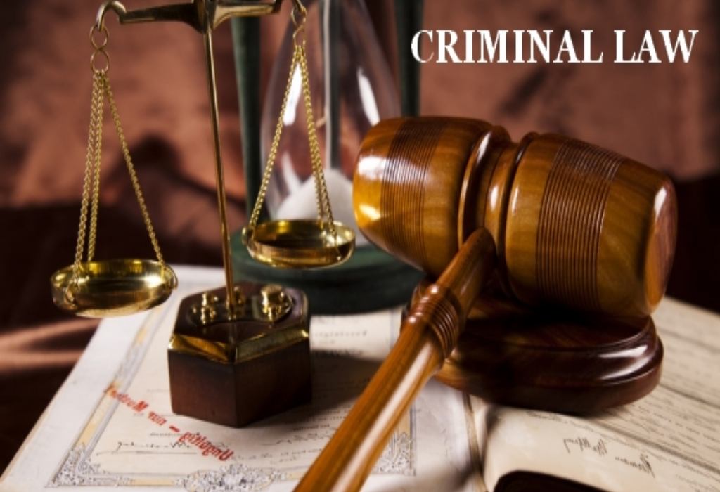 Administration of Criminal Law