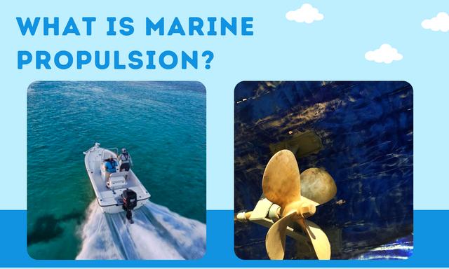 What-is-Marine-Propulsion