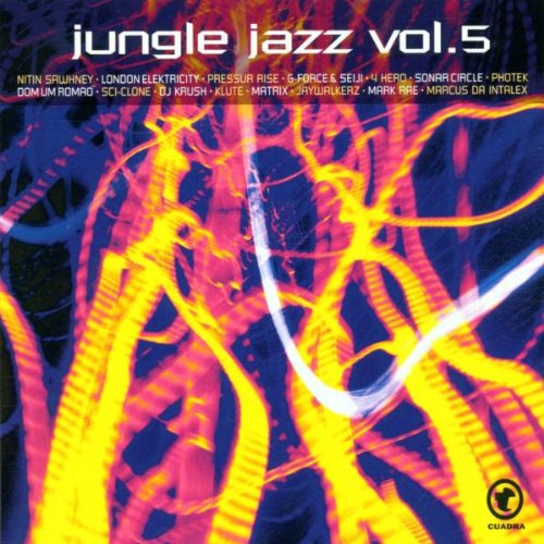 VA - Jungle Jazz Vol. 5