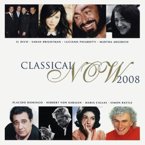 Compilations incluant des chansons de Libera Classical-Now-2008-300