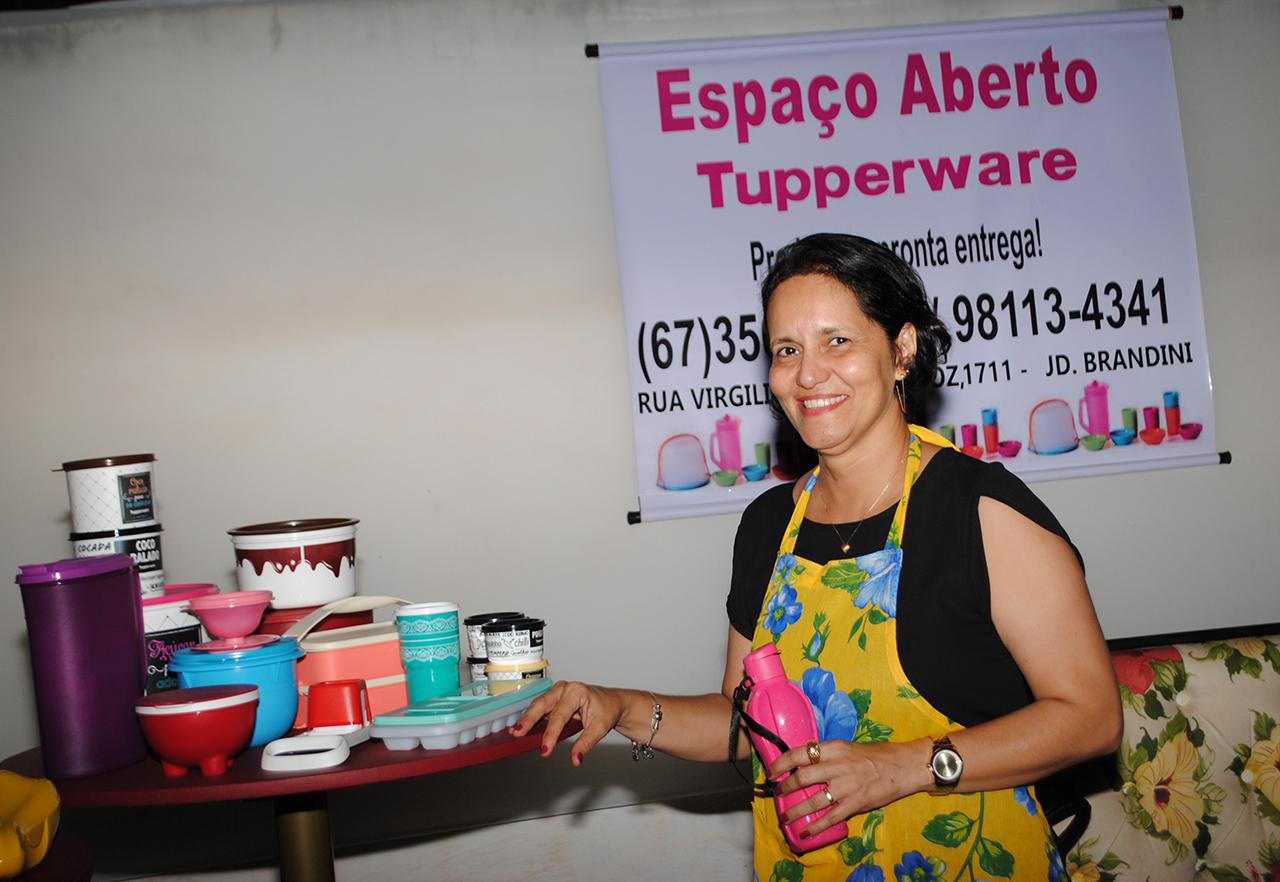 Cristina Pires volta com stand devido ao potencial de networking do evento