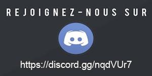 Rejoignez-Nous sur Discord!