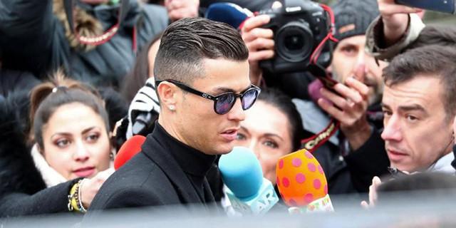 Ronaldo Akui Menggelapkan Pajak