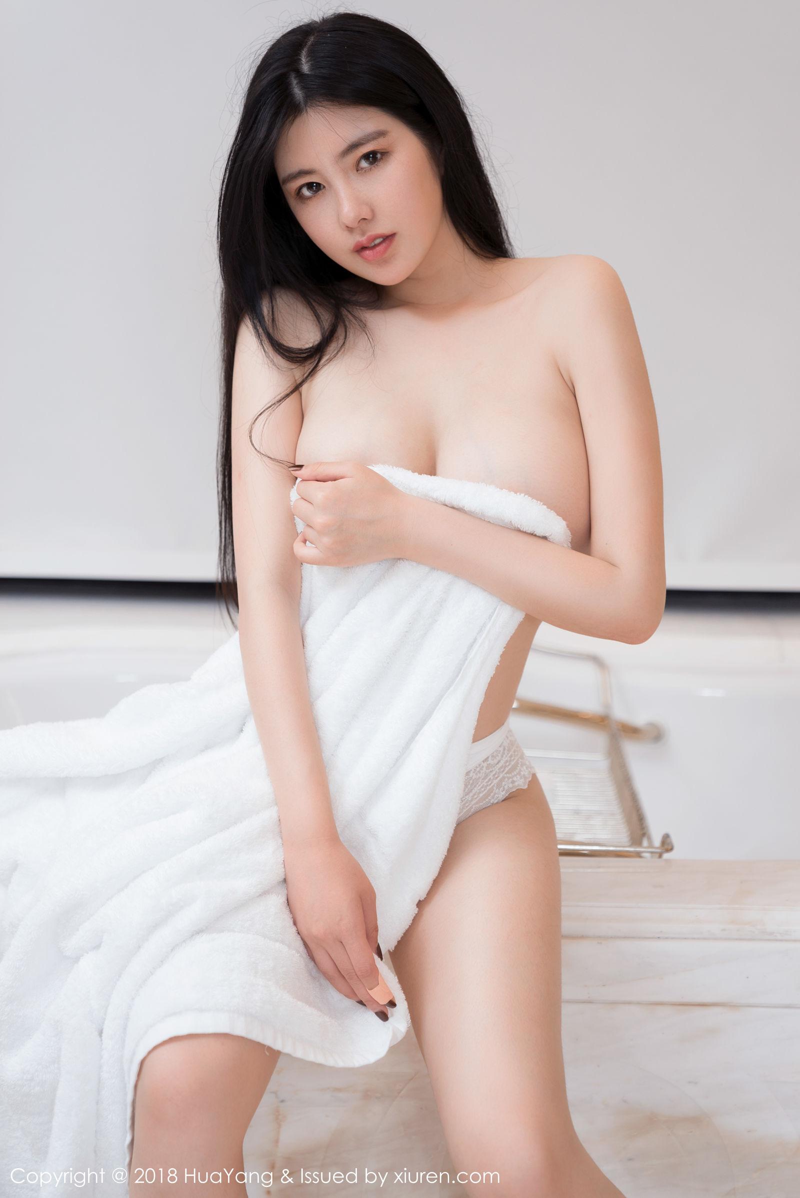 [HuaYang花漾] Vol.024 女神@娜露Selena三亚旅拍第二套写真