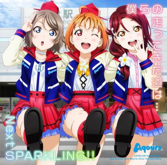 [Single] Love Live! Sunshine!! – Bokura no Hashitte Kita Michi wa… / Next Sparkling!!