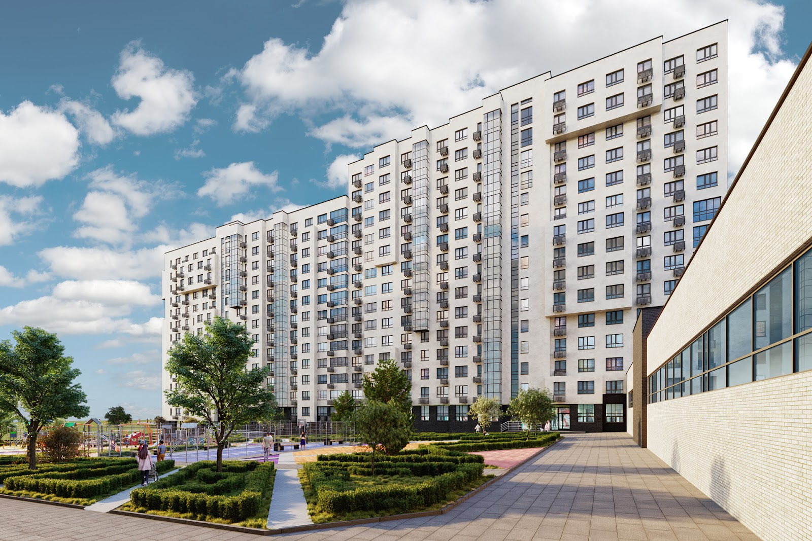 Особенности современных панельных домов