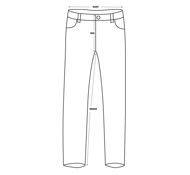 Pants3-Size- Chart-Template
