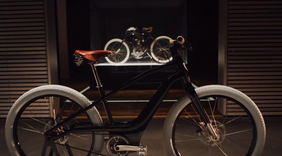 SERIAL 1, prima bicicletta elettrica Harley-Davidson.