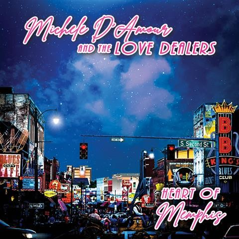 Michele-D-Amour-And-The-Love-Dealers-Heart-Of-Memphis-Small