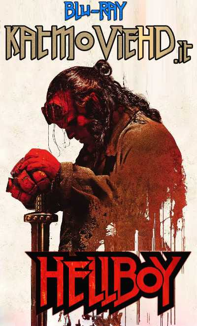 Hellboy (2019) BluRay Hindi + English Dual-Audio DD5.1 x264 | HEVC 480p 720p 1080p
