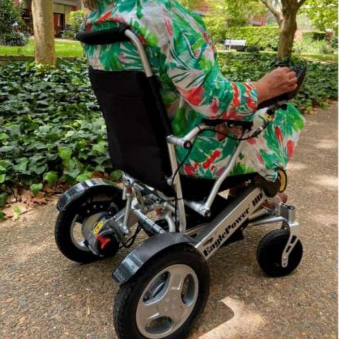 MOBILITY-WHEELCHAIRS
