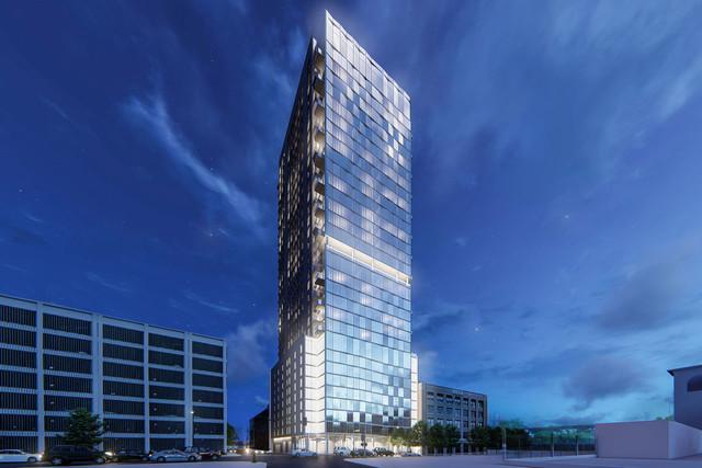 STL33 Tower