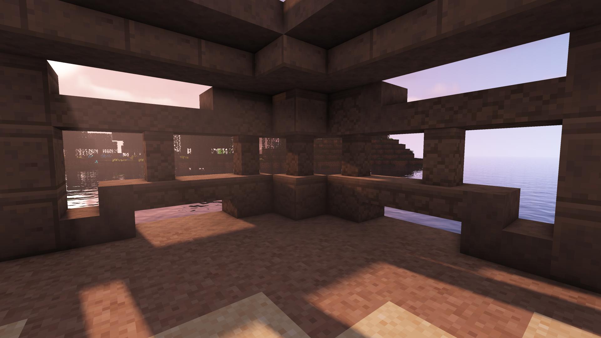 Deep Sandstone