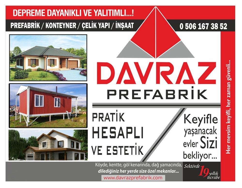 ISPARTA prefabrik