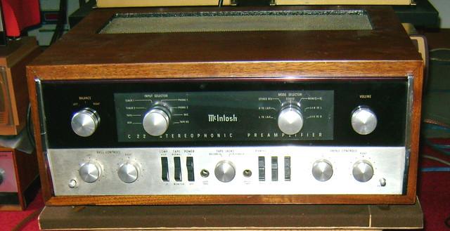 Mc Intosh - MC 30 MC-INTOSH-C-22-PREAMP-1963-Classic-Hi-Fi-P-Paolo-FERRARI-Luglio-2020