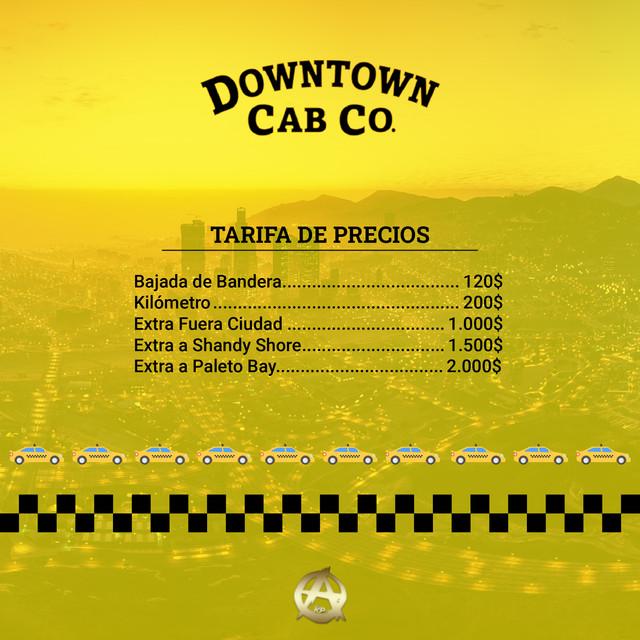 Tarifa-Taximetro