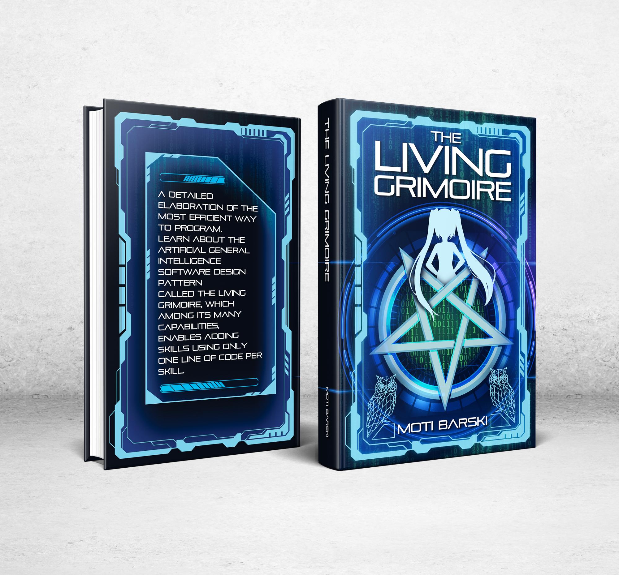 the living grimoire pdf 300921 3d-Mockup