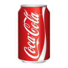 Coca Cola doza 0.33L