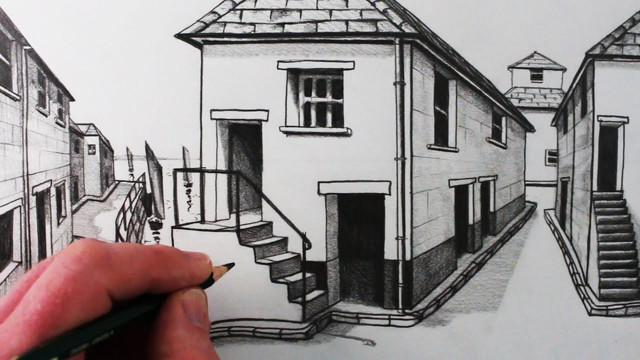 Things to Pay Attention to When Sketching a Building