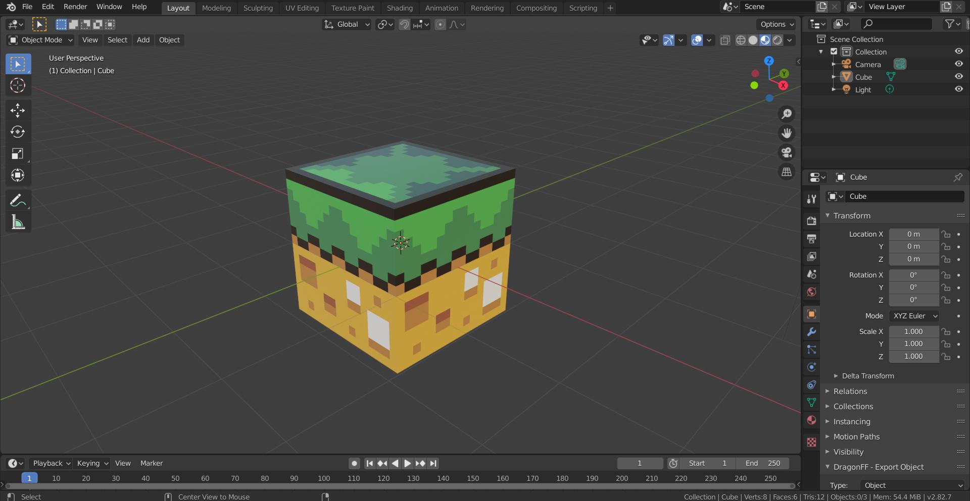 [TUTORIAL][3D] Como Fazer Alguma Coisa no Blender 14