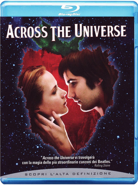 Across The Universe (2007) HD 720p BDrip HEVC DTS ITA AC3 ENG