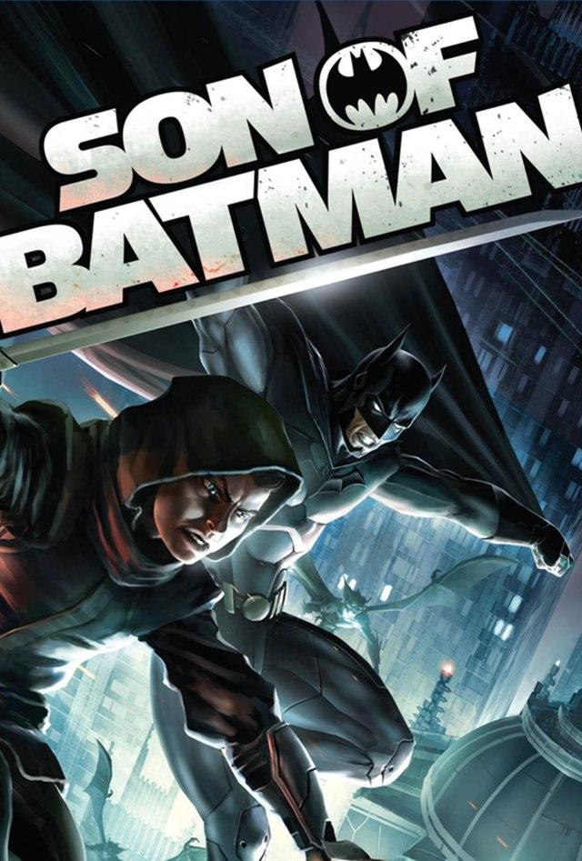 ბეტმენის შვილი SON OF BATMAN