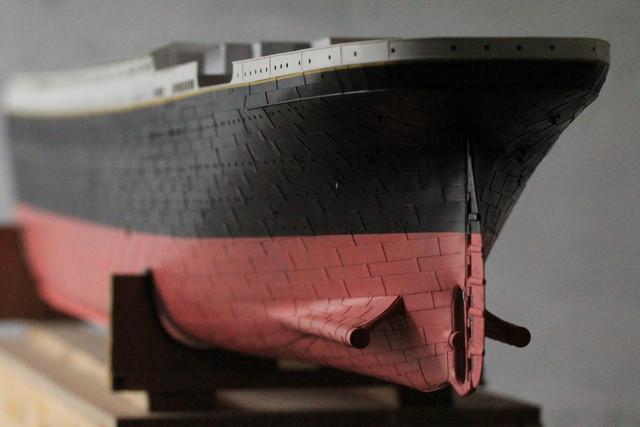 titanic - RMS Titanic 1:100 - Pagina 32 Img-1018